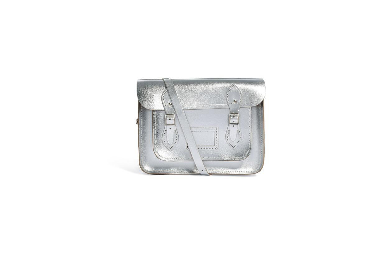borse da street style silver 01 Cambridge satchel
