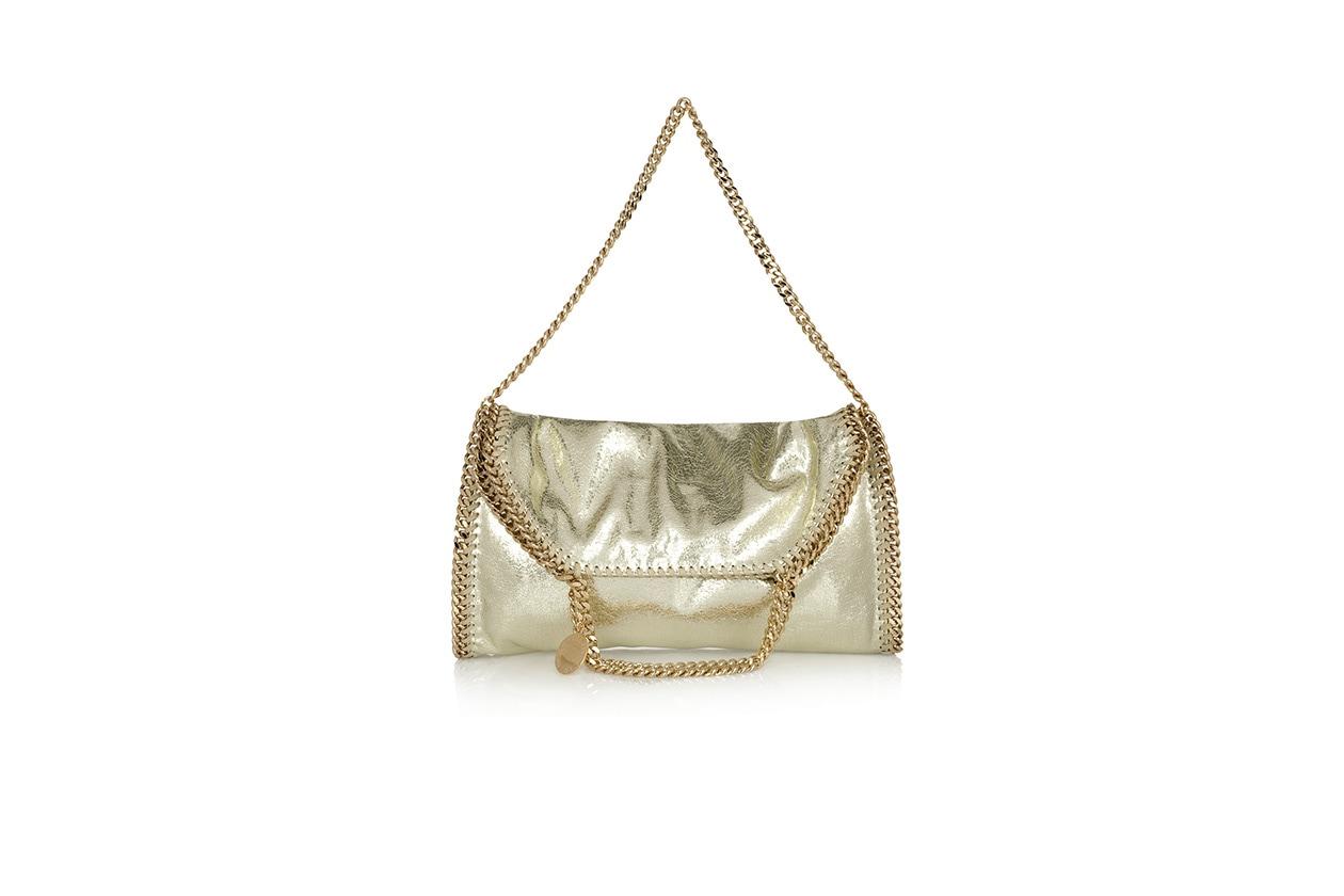 borse da street style silver 03 Falabella Stella mcCartney metallic