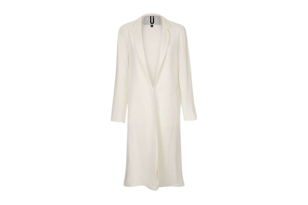 coat unique by topshop
