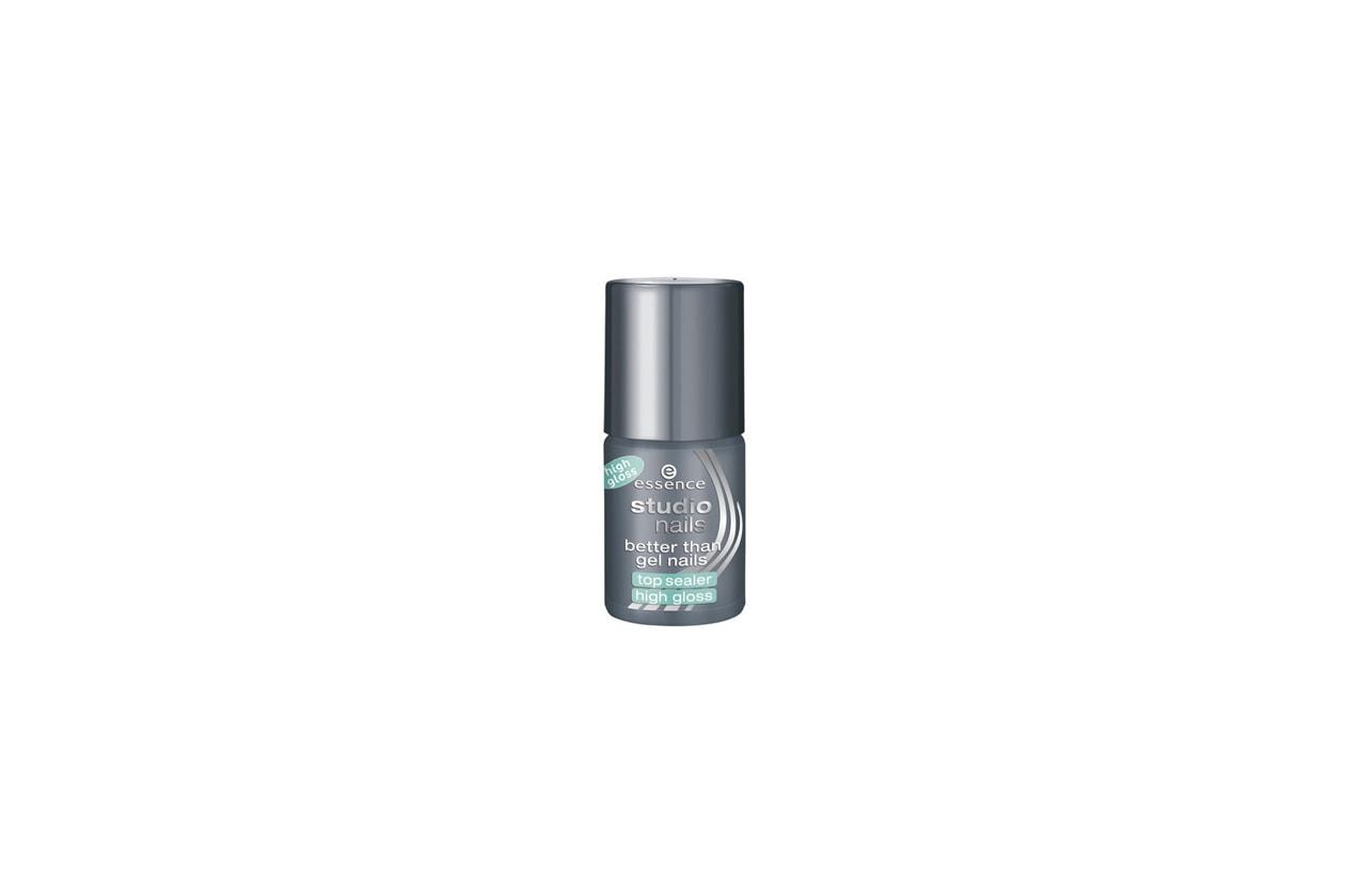 essence better than gel nails top sealer high gloss