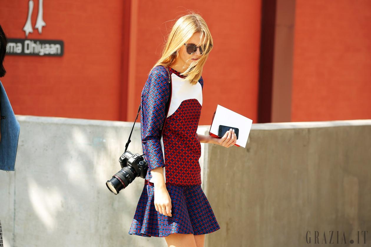 Australian Fashion Week Street Style: 8 Aprile 2013