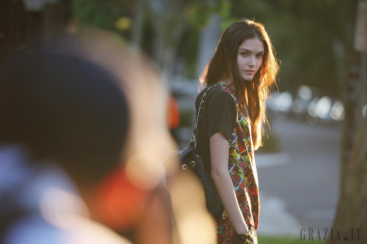 Australian Fashion Week Street Style: 11 Aprile