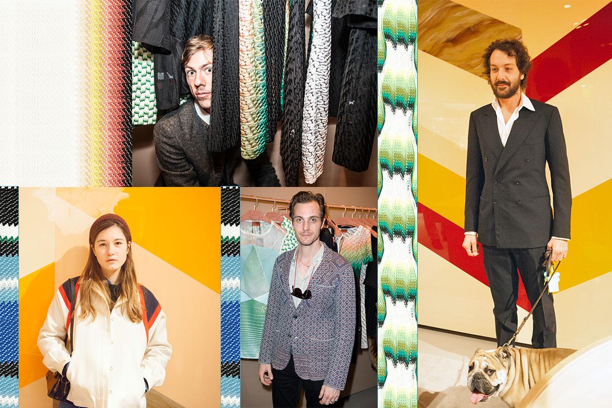 Missoni inaugura la nuova boutique milanese