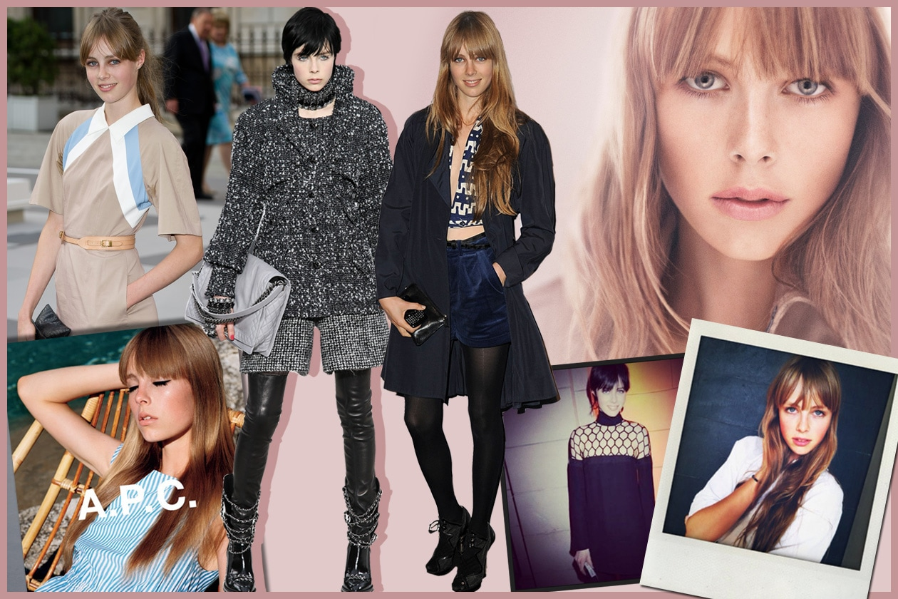 Edie Campbell: da modella a It Girl inglese
