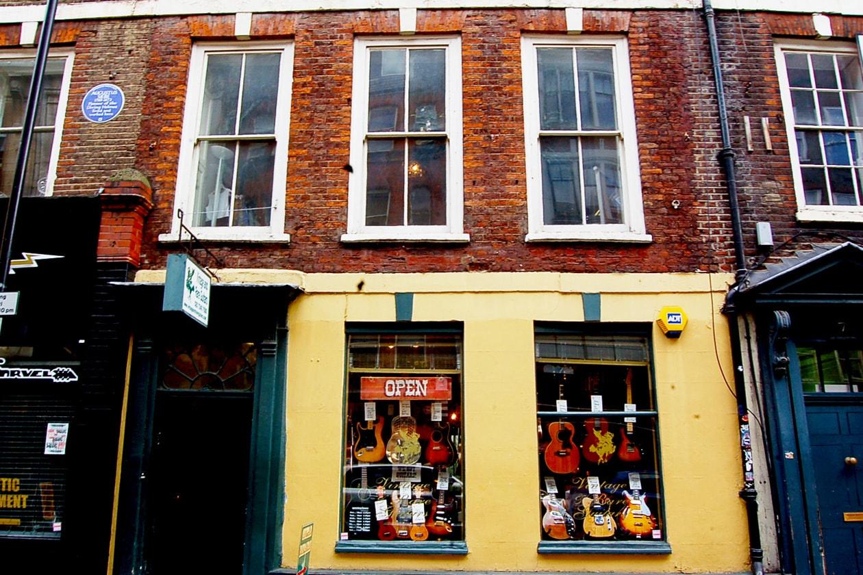 07 denmark street