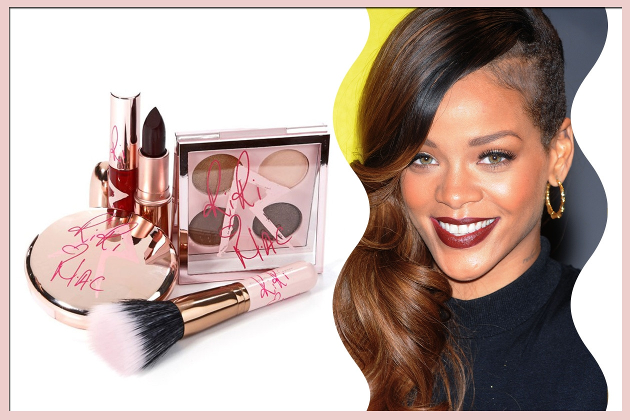 09 Rihanna MAC Cosmetics