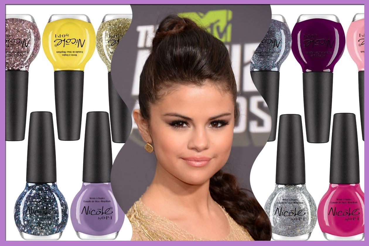 11 Selena Gomez Nicole by OPI