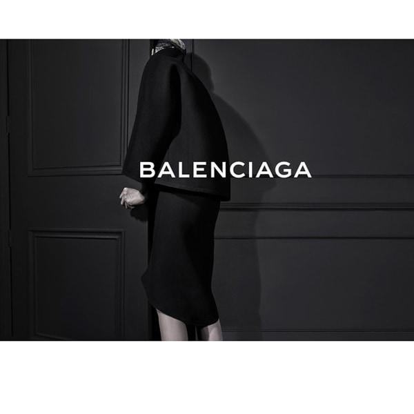 Balenciaga: la prima adv di Alexander Wang
