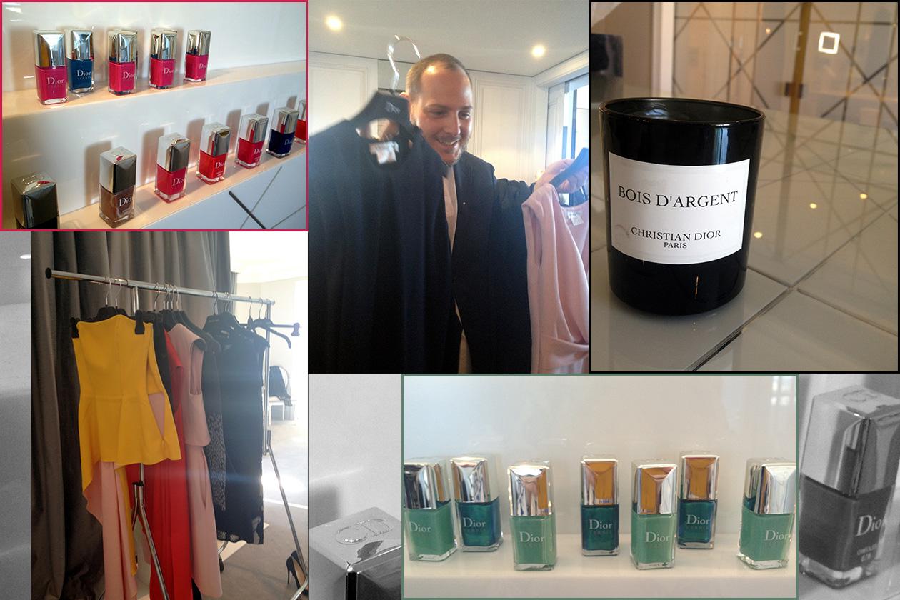 Beauty Dior Cannes 04 abiti e smalti