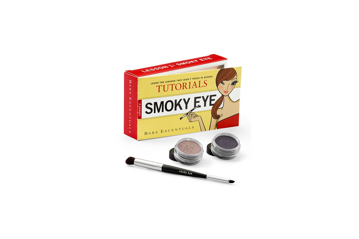 Beauty Smokey eyes bare minerals
