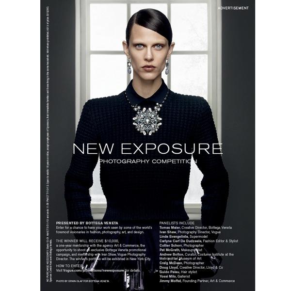 Bottega Veneta: la seconda edizione di New Exposure