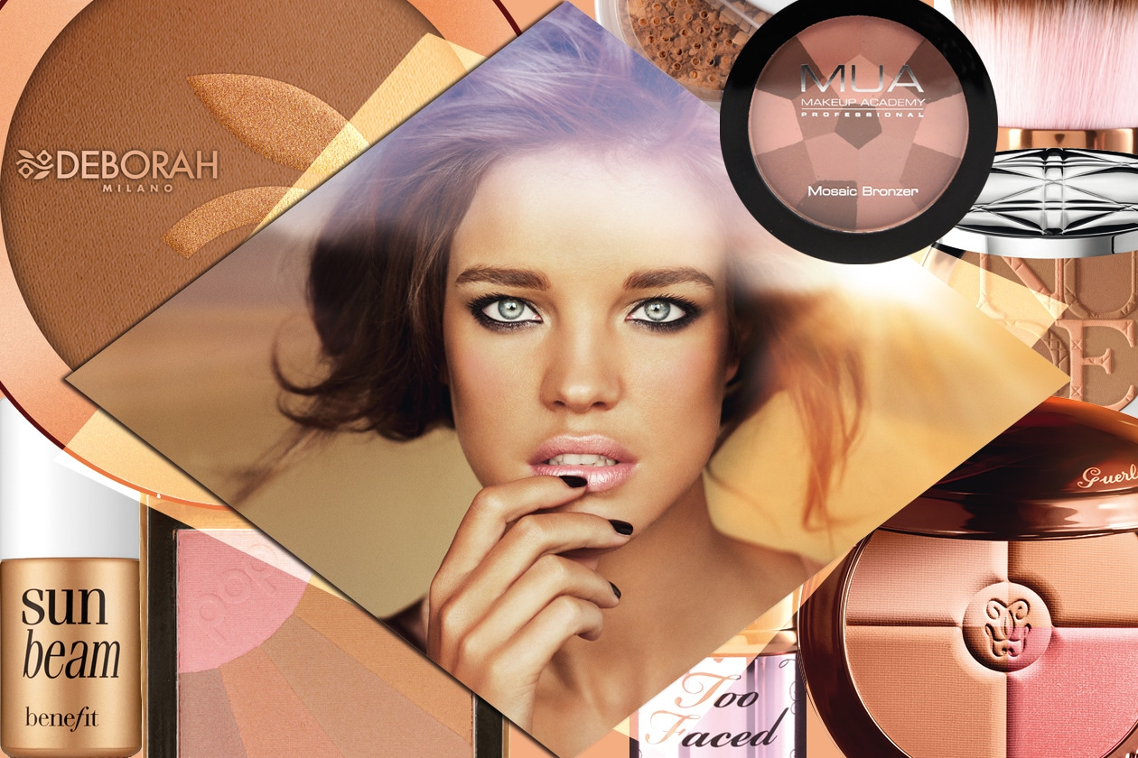 COVER terre bronzer
