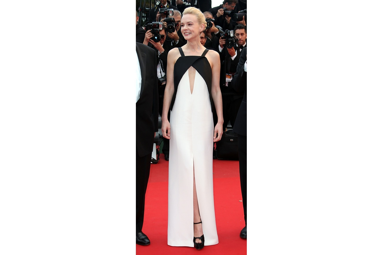 Carey Mulligan in Vionnet