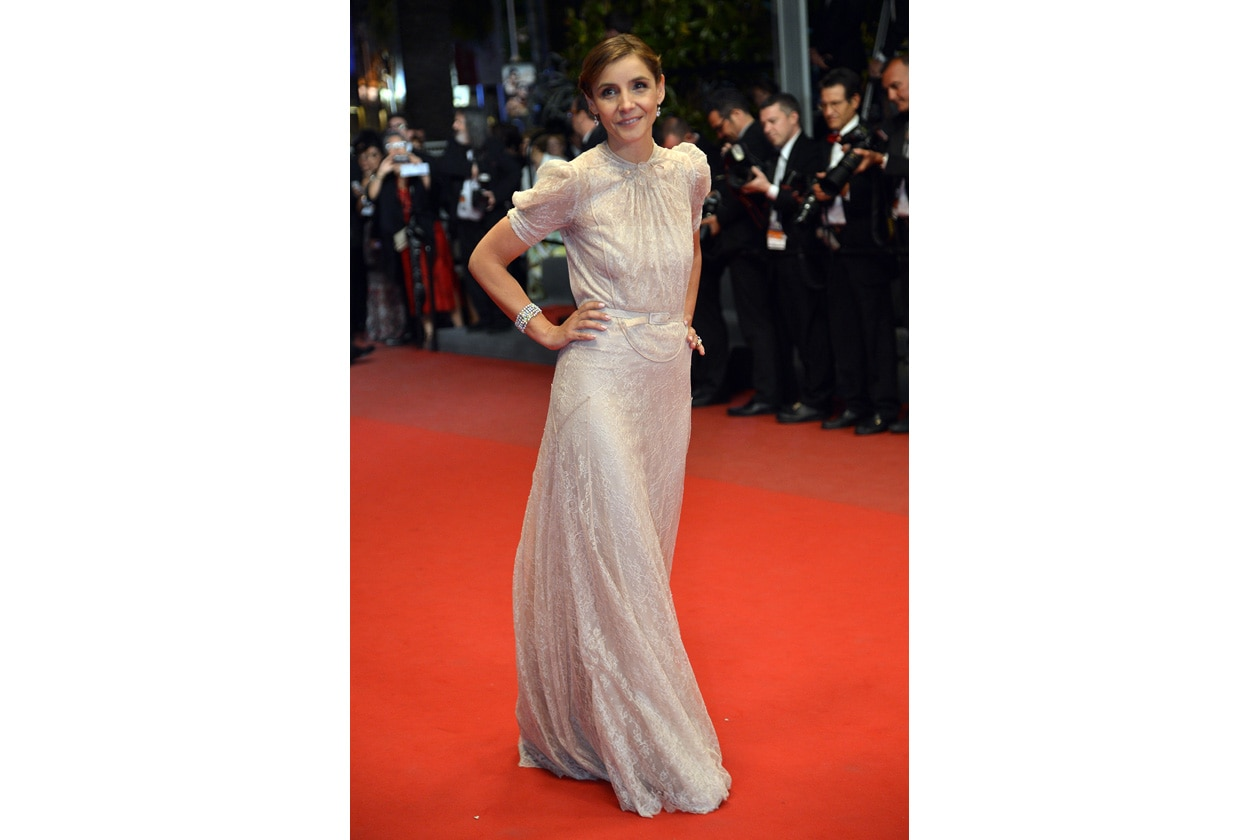Clotilde Courau Valentino