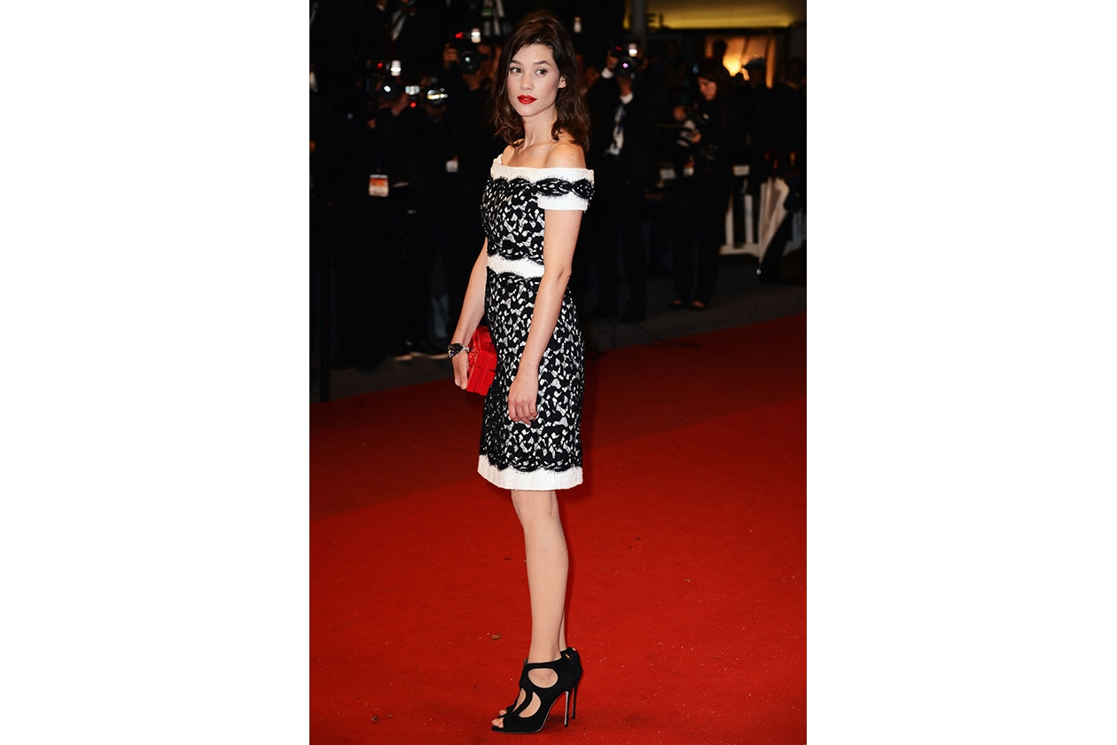 Fashion Cannes Astrid Berges Frisbey