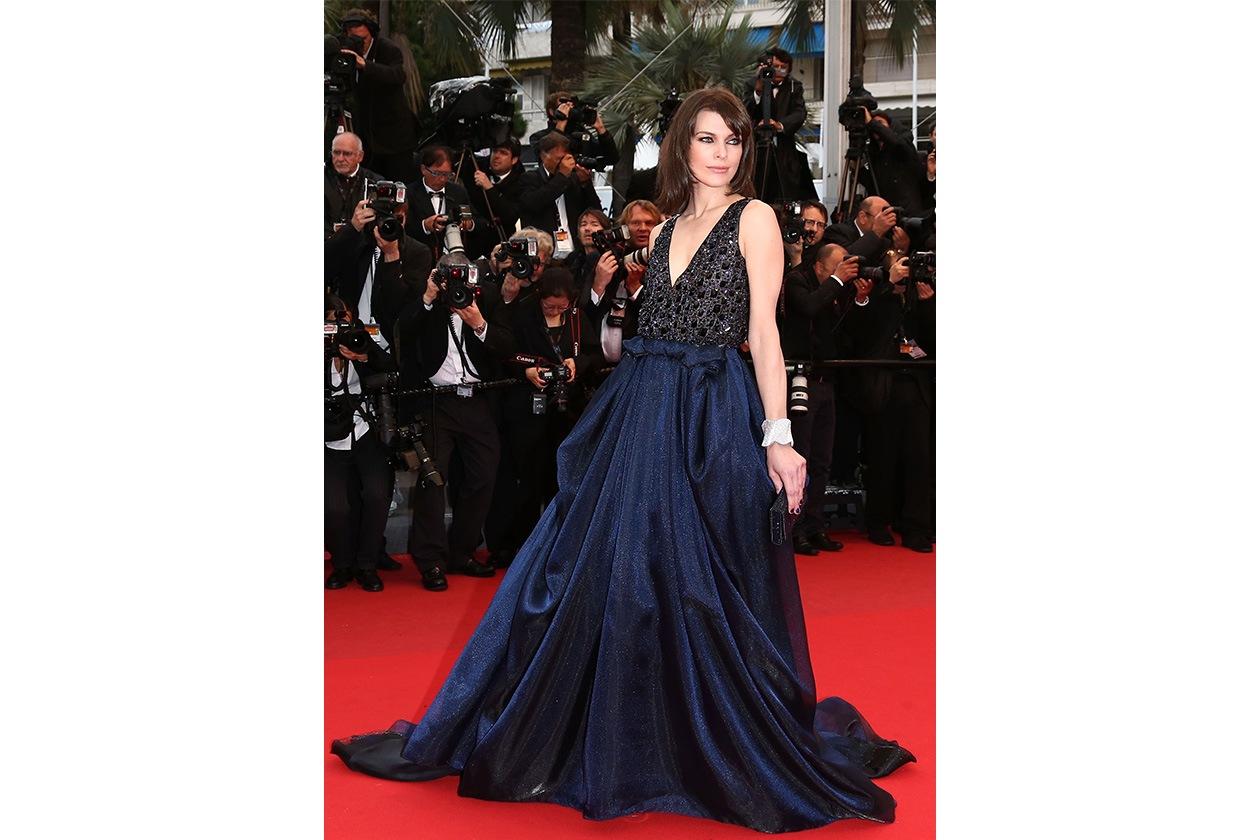 Fashion Cannes Milla jovovich