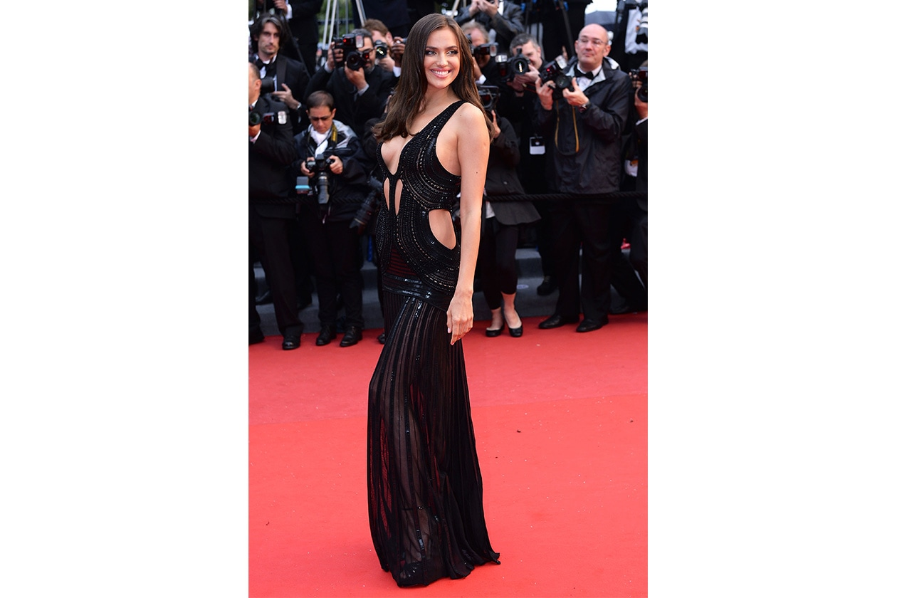 Fashion Cannes irina shayk