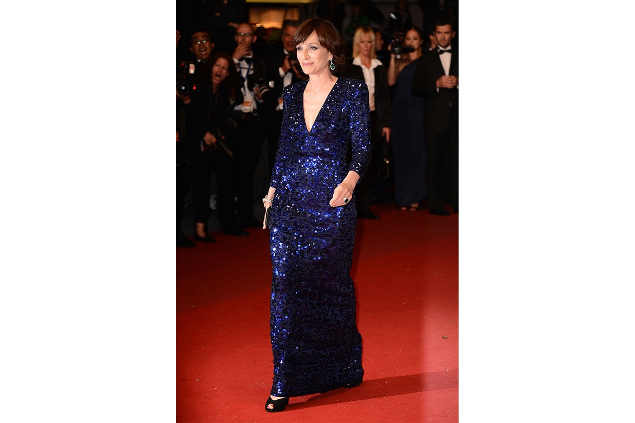 Fashion Cannes kristin scott thomas
