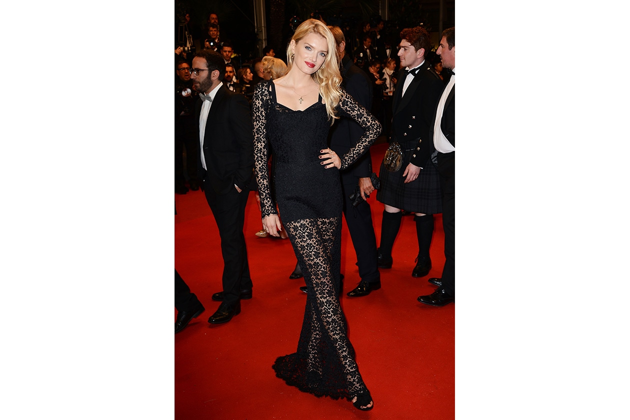 Fashion Cannes lily donaldson