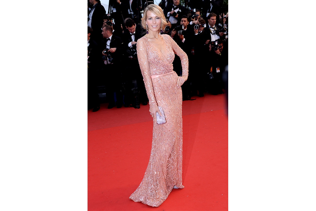 Fashion Cannes petra nemcova