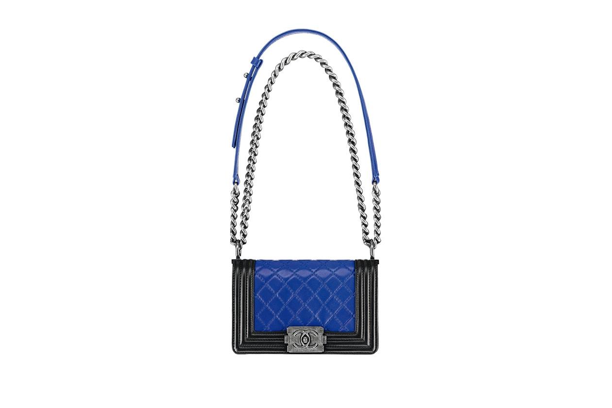 Fashion Get The Look lena perminova boy bag chanel