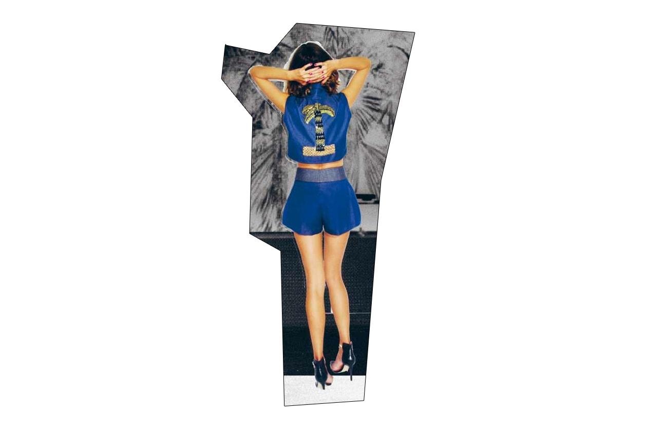 Fashion Get The Look lena perminova top au jour le jour