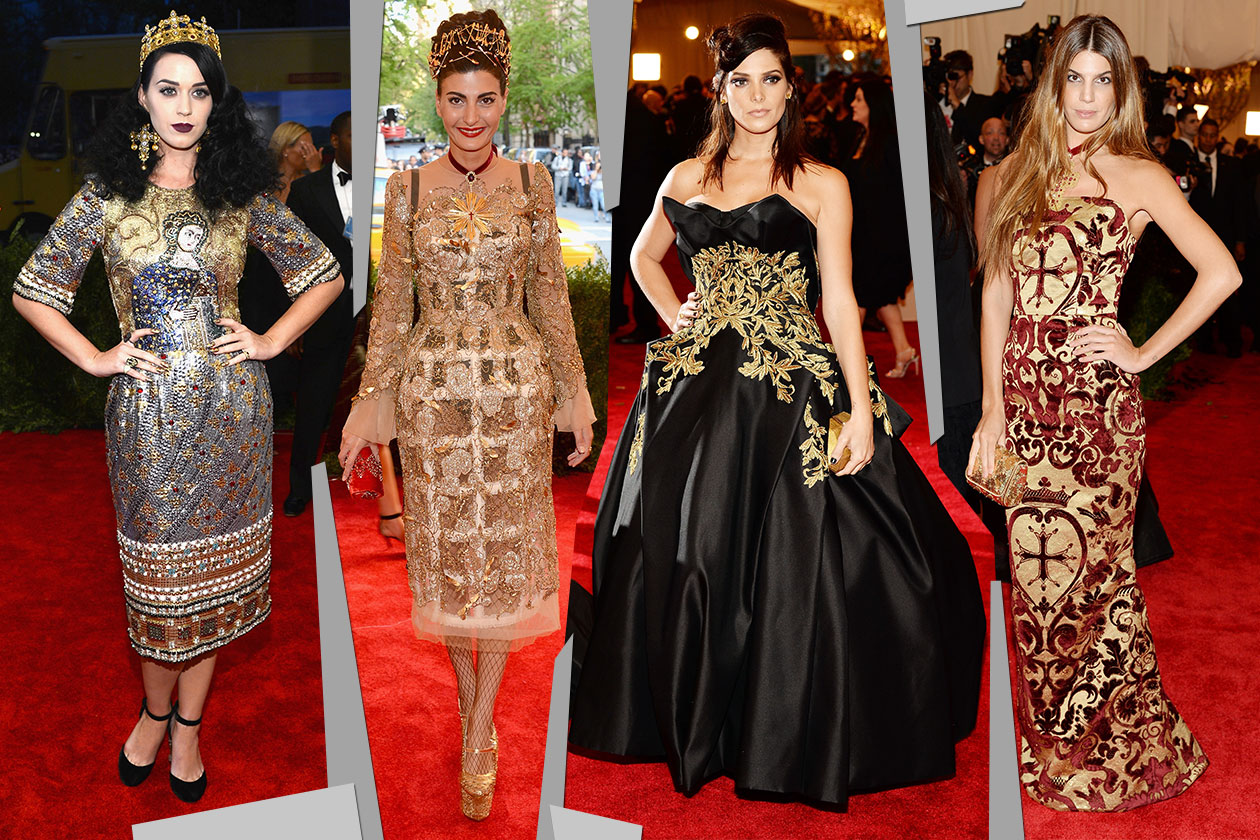 Fashion Met ball 2013 Baroque