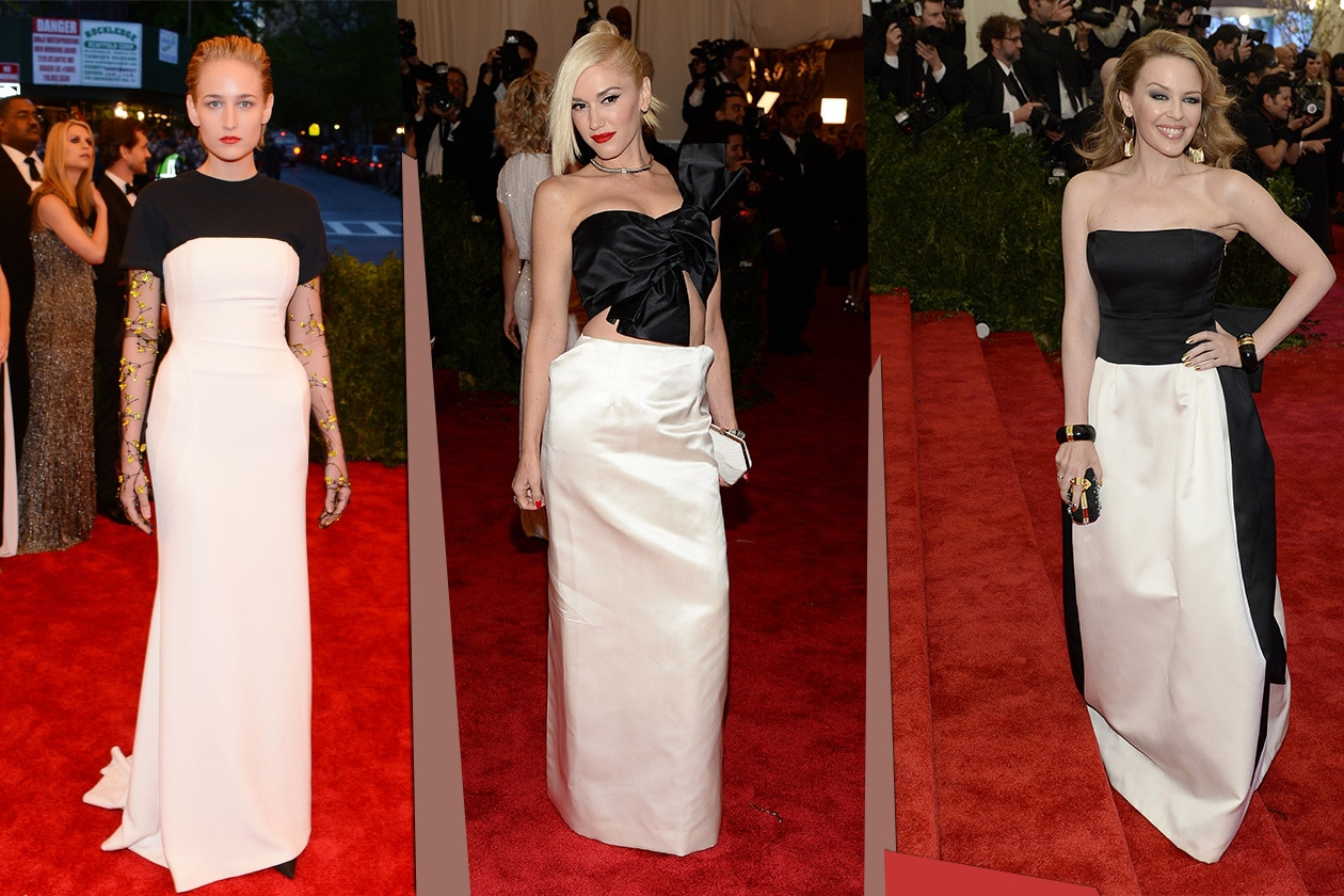 Fashion Met ball 2013 Black & White