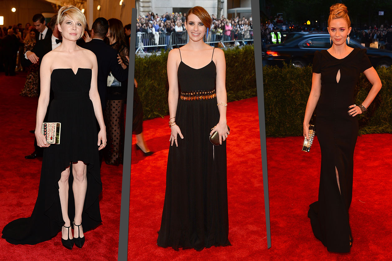 Fashion Met ball 2013 Minimal