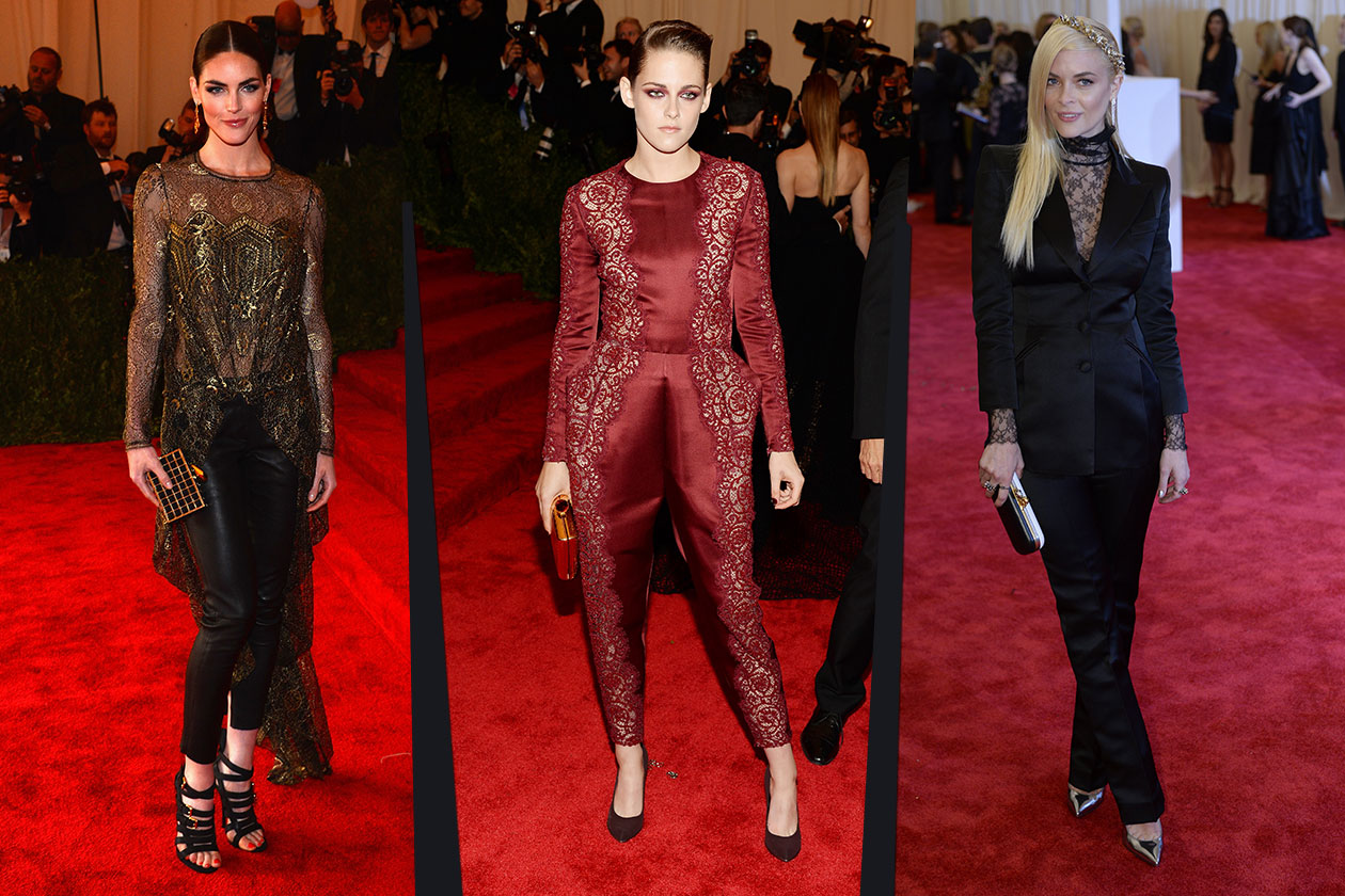 Fashion Met ball 2013 Pantaloni