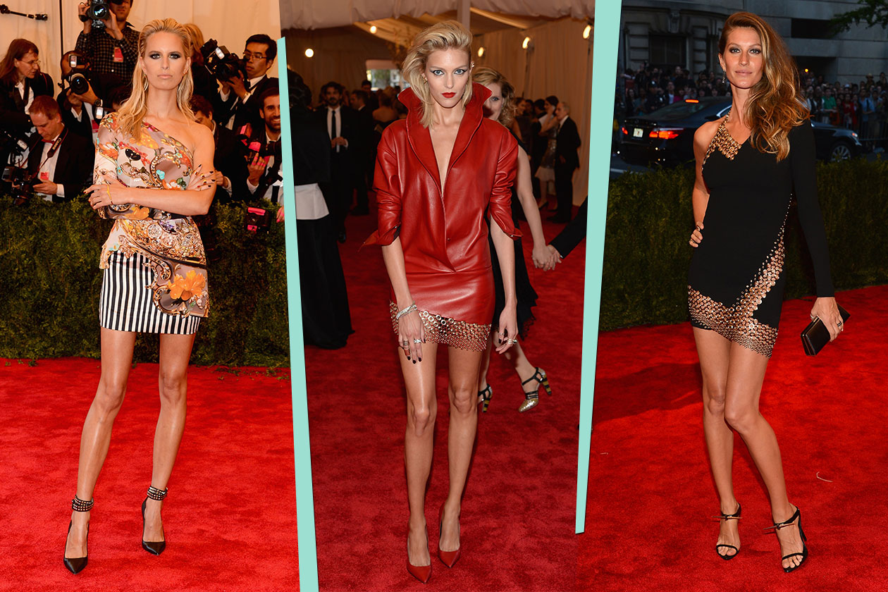 Fashion Met ball 2013 Top in corto