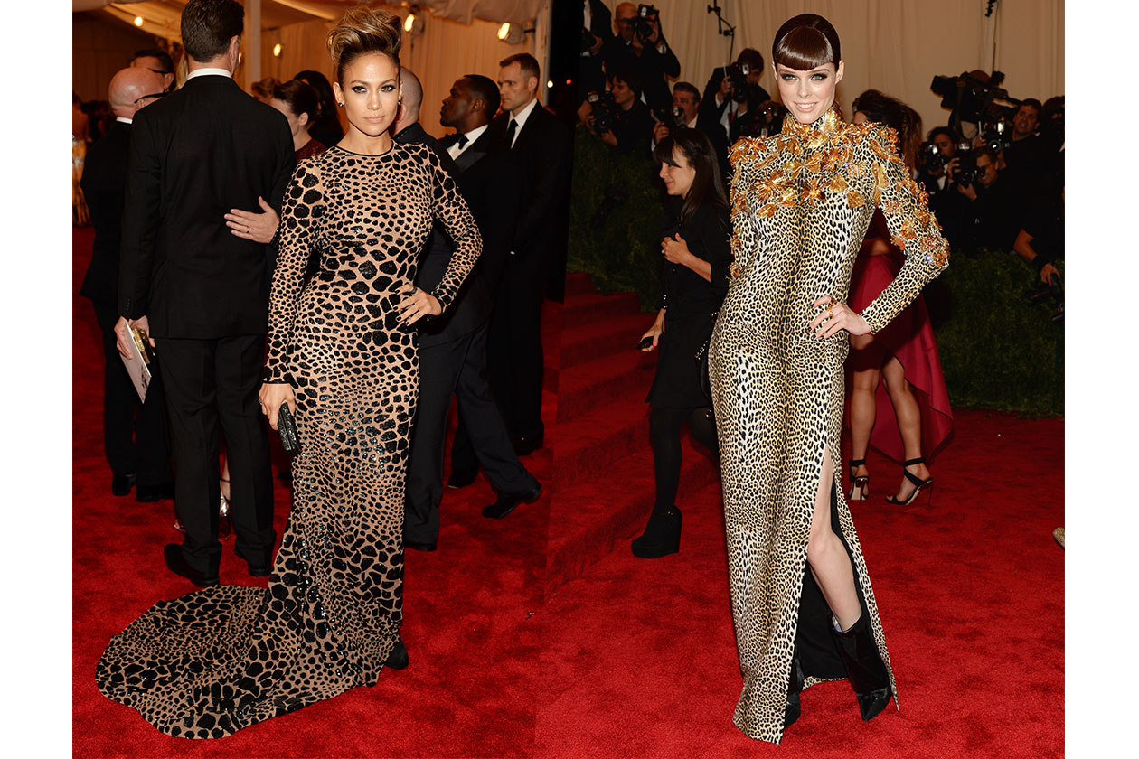 Fashion Met ball 2013 animalier