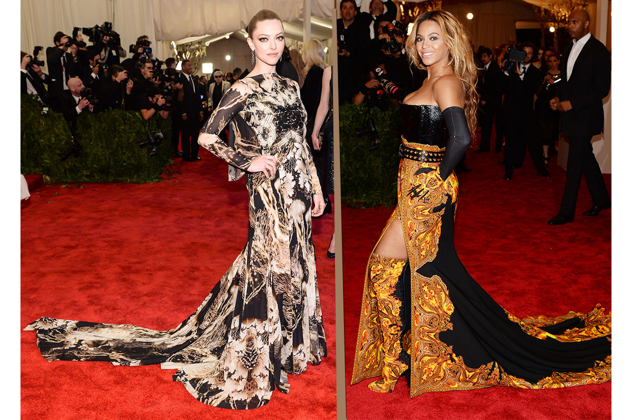 Fashion Met ball 2013 strascico