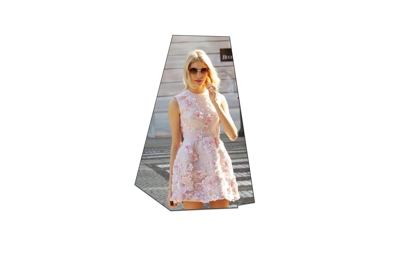 Fashion Top list Fiori Lena Perminova