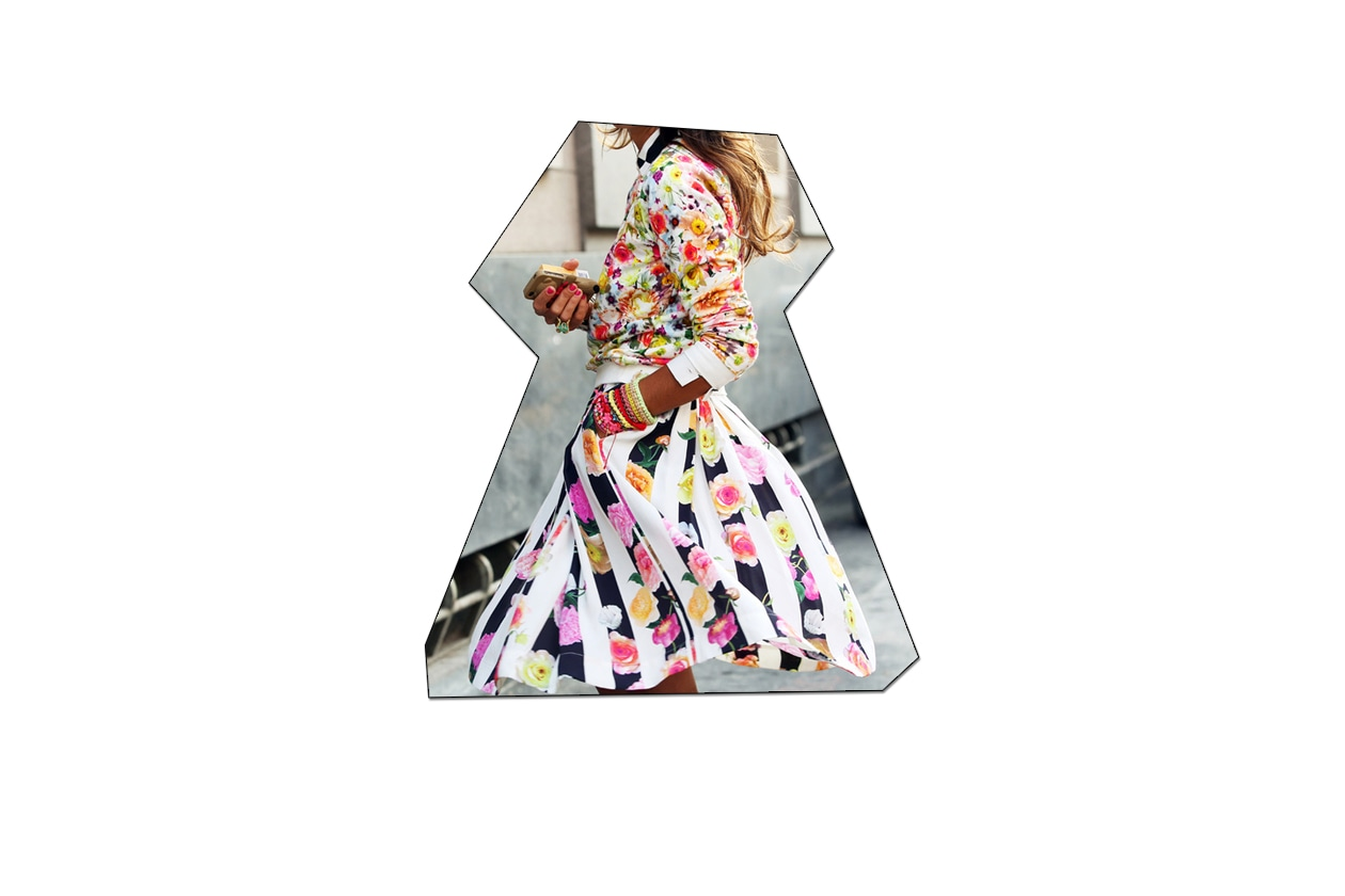 Fashion Top list Fiori Street style