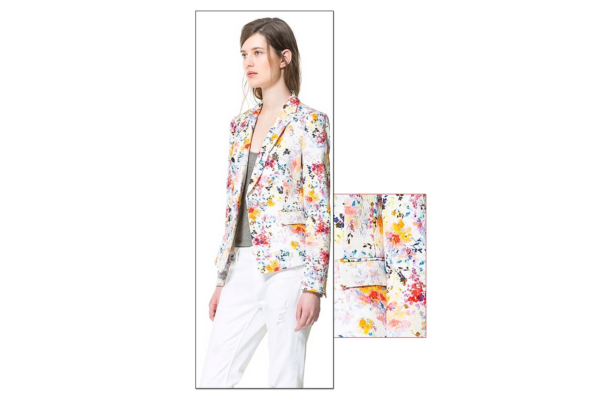 Fashion Top list Fiori zara