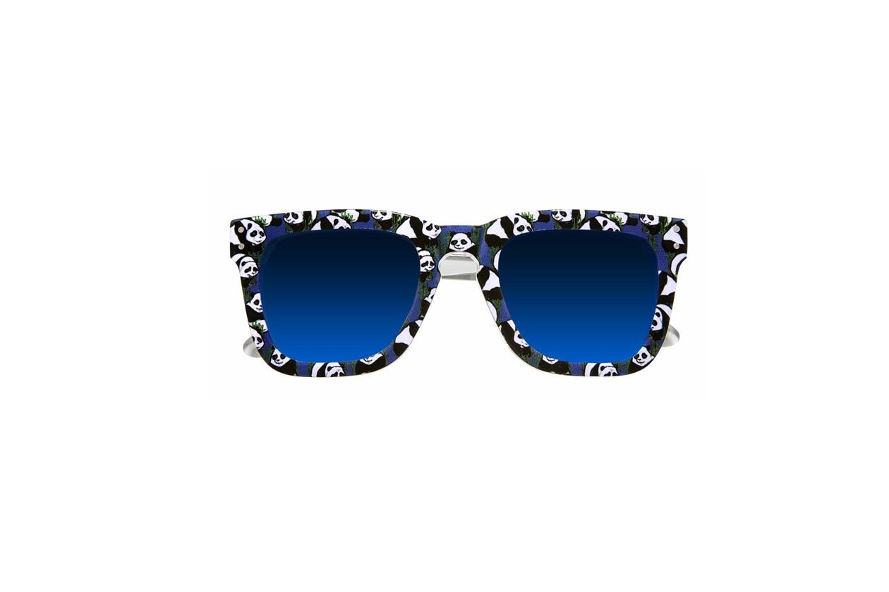 Gli occhiali da sole Au Jour Le Jour in collaborazione con G Sevenstars