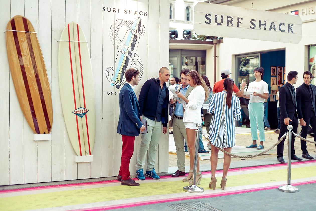 Tommy Hilfiger Surf Shack: il cocktail party per festeggiare l'estate