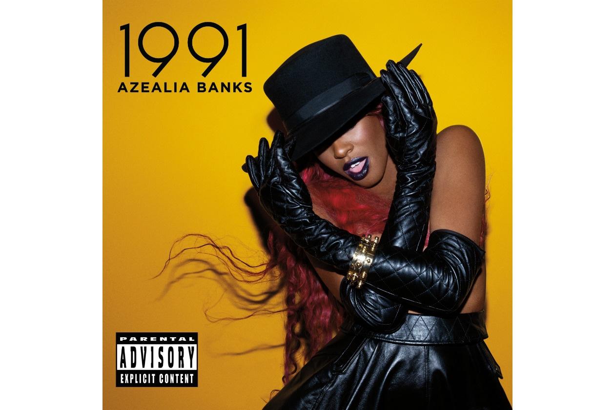 La cover dellEP 1991 che contiene la hit 212