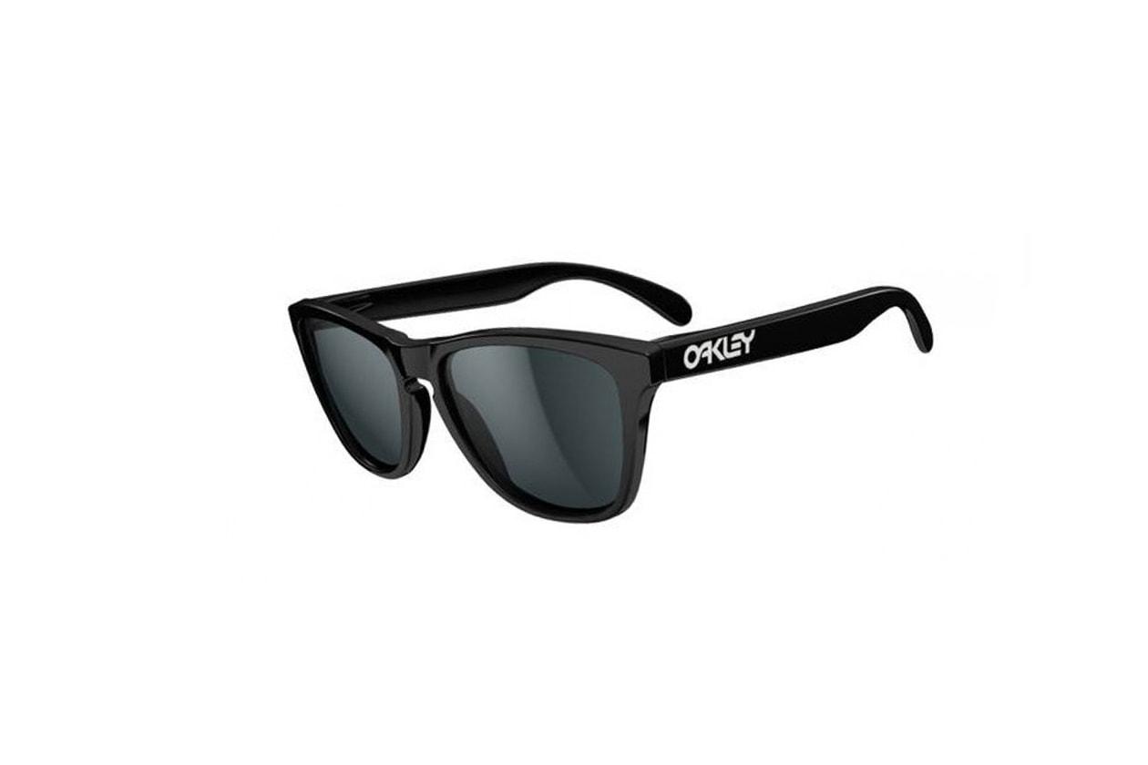 Like a surfer Oakley sunglasses