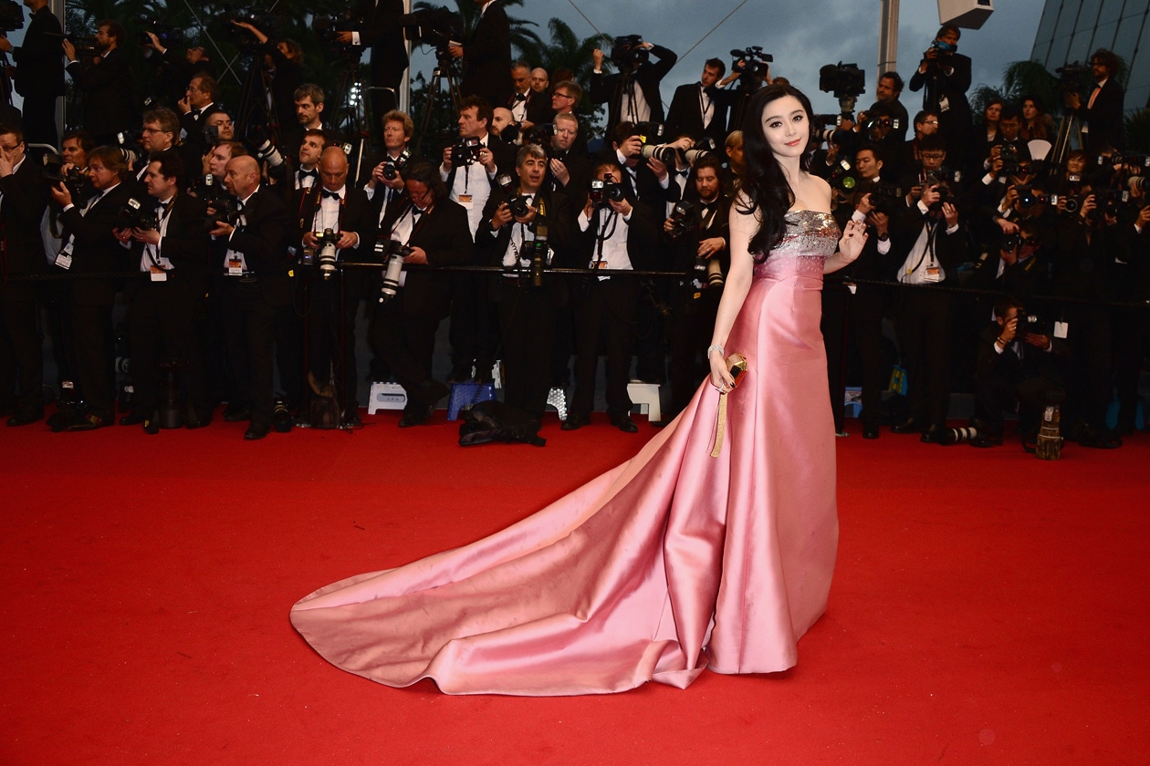 Louis Vuitton Cannes 2013 Fan Bing Bing