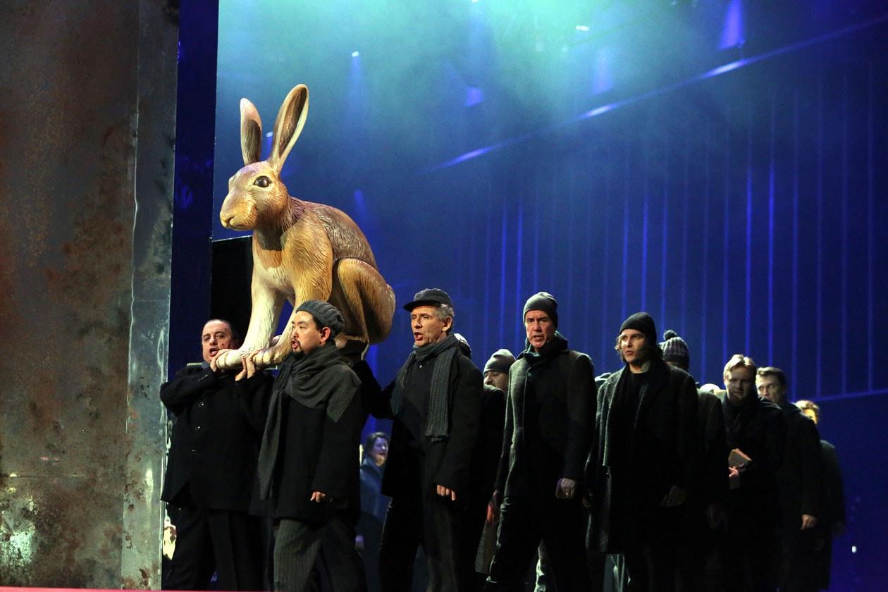 Musiktheater Linz Spuren der Verirrten Credit Sigrid Rauchdobler