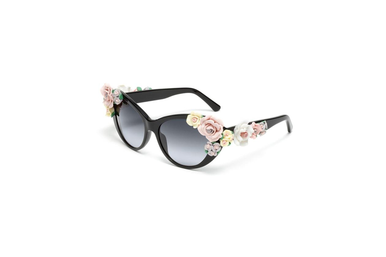 Occhiali Flower Collection per Dolce & Gabbana