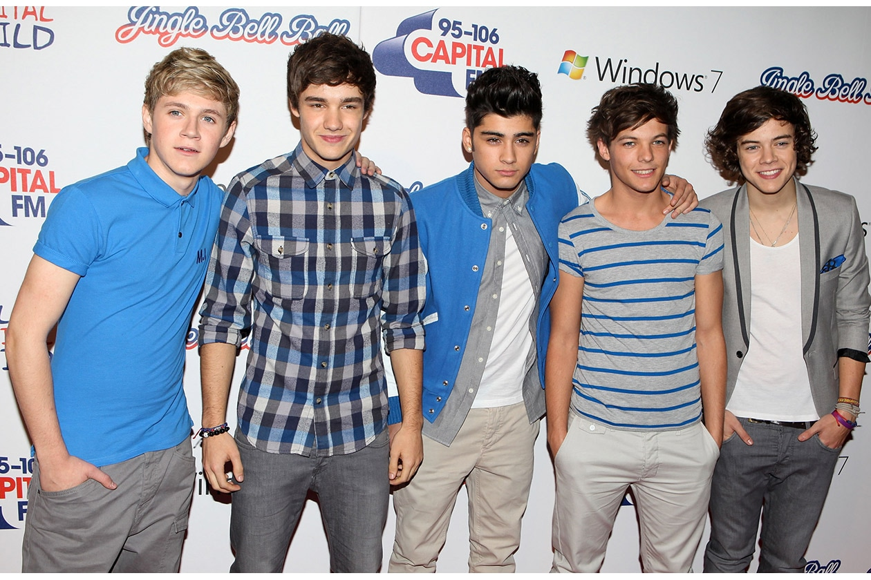 One Direction 2011