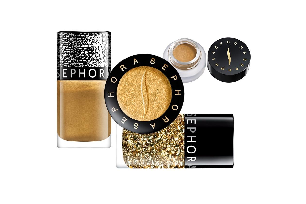 Per un beauty case scintillante (Sephora)