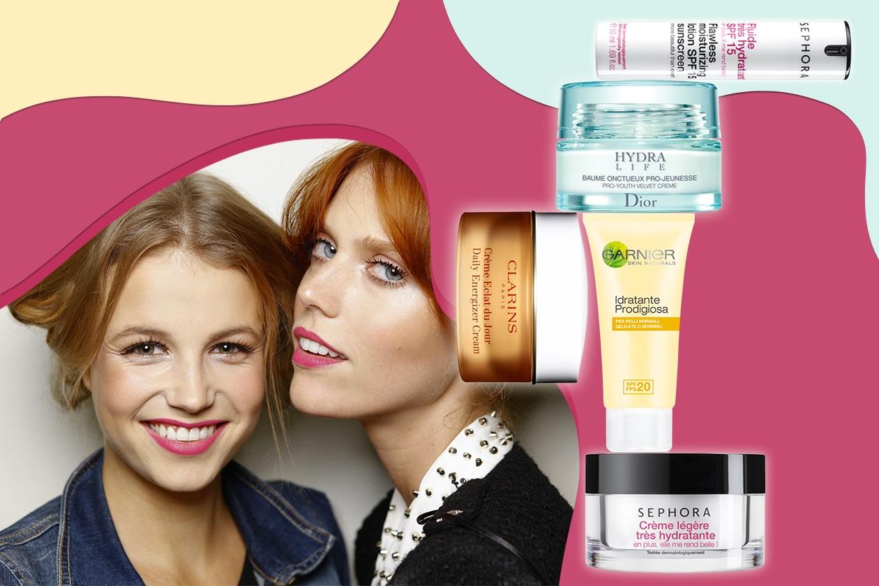 Prima dell'operazione maquillage il viso ha bisogno di un trattamento tarato sulle diverse esigenze della nostra pelle