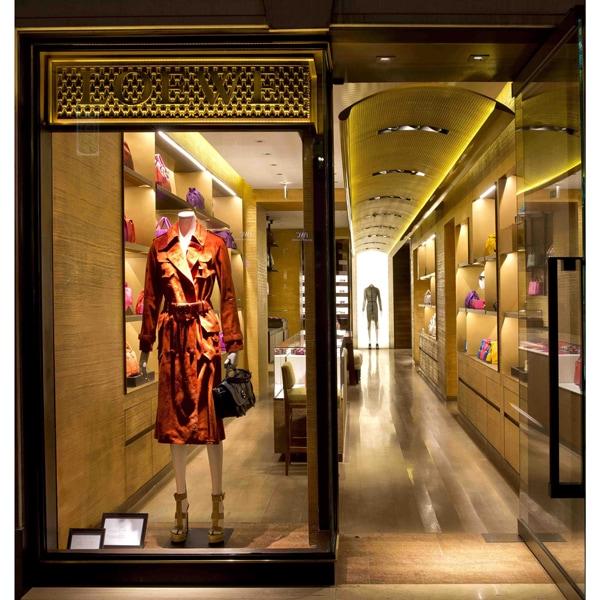 Roma ospita il primo store italiano di Loewe