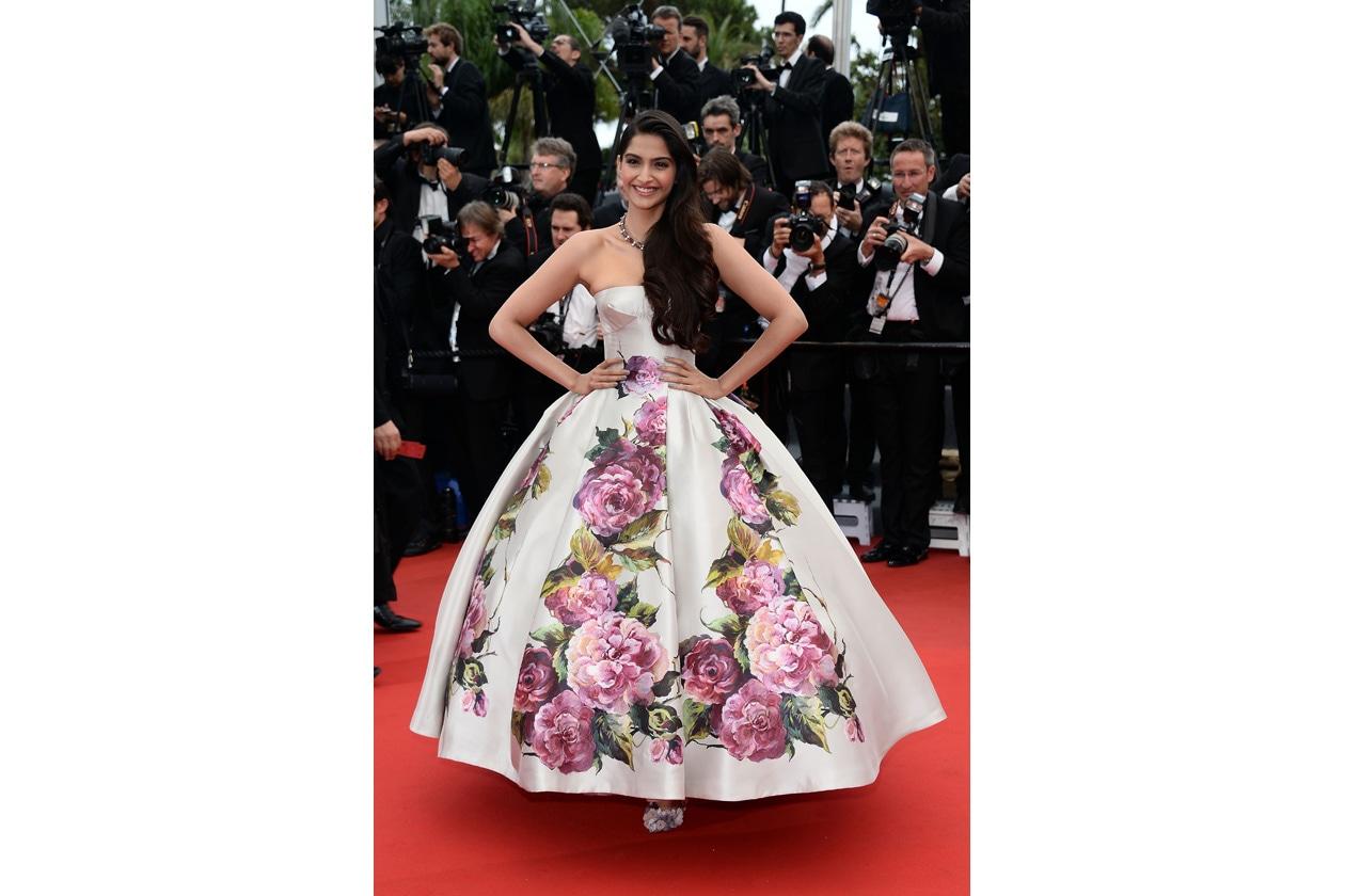 Sonam Kapoor wears a Dolce&