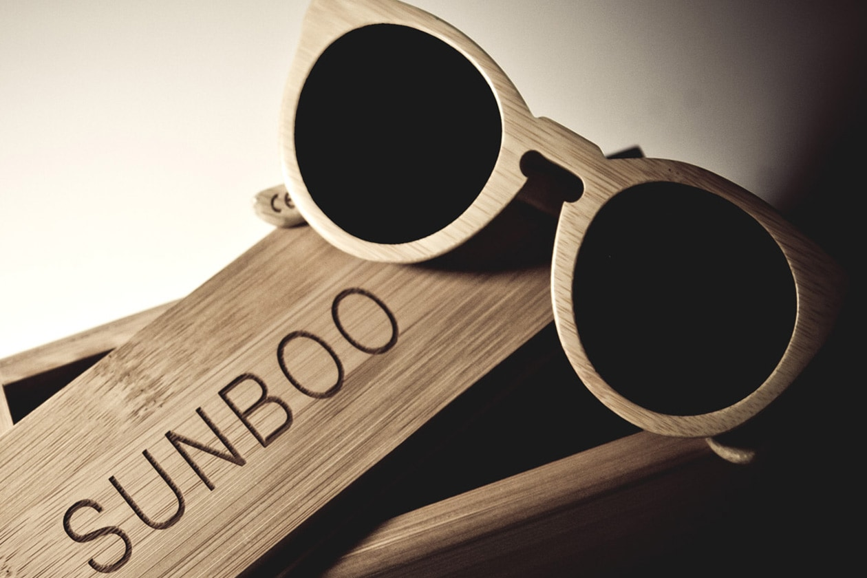 Sunboo Bamboo Wooden Sunglasses 31