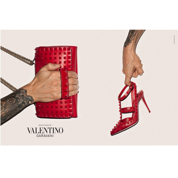Terry Richardson firma la nuova campagna Valentino Garavani
